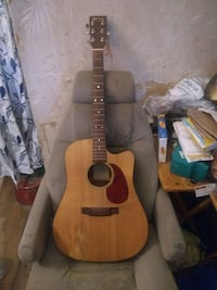 Martin DCX Acoustic/Electric Guitar/USA made