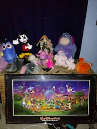 68969e2b023b Used Disney characters  20 for sale in Austin - letgo