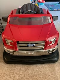 Bright Starts 3 Ways To Play Ford F150 Baby Walker Rosedale, 21237