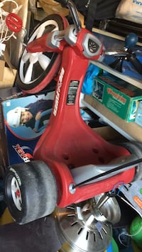 Big wheel radio flyer Vaughan, L6A 2K6