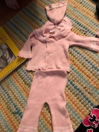 Brand new pink outfit with hat Springfield, 22152