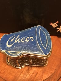 Adorable cheerleading jewelry Trinket Box Gainesville, 20155