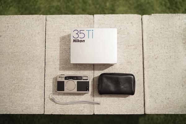 NIKON 35ti MINT CONDITION
