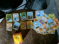 Pokemon cards and case Germantown, 20876