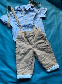 Lot of baby clothes Yukon