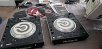 Two Numark V7 mp3 turntables and a Numark M4 3 way mixer. *LIKE NEW Silver Spring, 20910