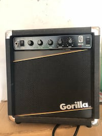 Black and gray line 6 guitar amplifier East Hills, 11577