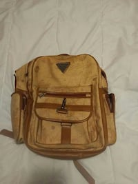 Map Backpack from around the world Vancouver, V5R 1P6