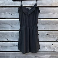Talula Aritzia Black Dress Toronto, M4W 2P4