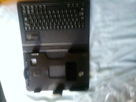 Tablet case with key board.