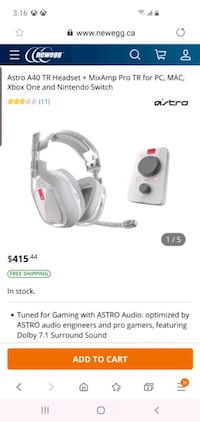 Astro a40tr with mixamp pro  trade for iphone 8 Toronto, M8V 2R1