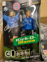 Kick-O-Mania Soccer Action Figures Lot ($8 each/ $ 50 for all) Centreville, 20120