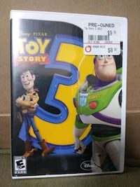 Toy Story 3 Wii game