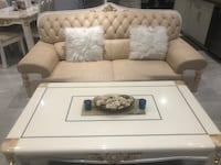 One PCs leather sofa Richmond, V6X 1X1