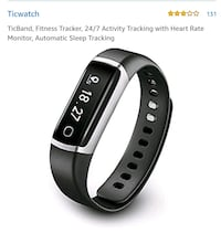 TicBand Fitness tracker Baltimore, 21223