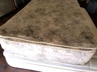 Single mattress pillowtop 75$ delivery 30$  Edmonton, T6B 2N7