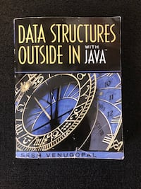 Rutgers CS Data Structures Textbook - Data Structures Outside In