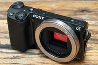 Sony NEX-5R/B 16.1 MP Mirrorless Digital Camera with 3-Inch LCD - Body Only Jersey City, 07302