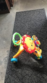toddler's musical lion walker Chesapeake, 23320