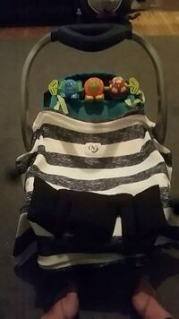 Car seat with accessories St Thomas, N5R 2Z9