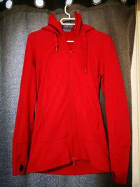 Lululemon Red Jacket Size S