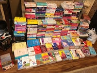 Make offer for all! Must go ASAP! Mainly romance novels-very good condition! Central, 70739
