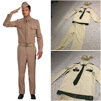 M/L WW2 Officer Costume Winnipeg, R3G