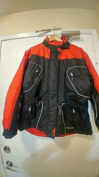 Women winter jacket.