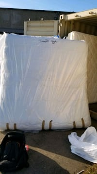 pre-owned King Simmons Beautyrest mattress great condition great price North Little Rock, 72114