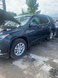 PARTING OUT A 2019 TRAVERSE, STK #2097