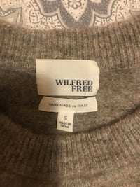 Wilfred Free from Aritzia Sweater Dress (size Small) Edmonton, T6R 3J1