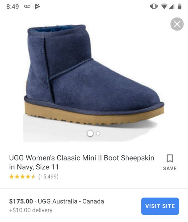 Brand new UGG boots . Size 11  ed62a7e4-97a5-43f3-9c77-dca8983aef11