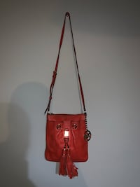 Michael Kors Orange Crossbody