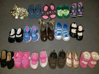 toddler's assorted pairs of shoes Chantilly