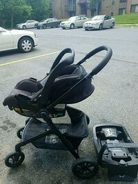 Stroller / Car Seat and base Essex, 21221