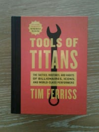Tools of Titans - Tim Ferris Bowmanville, L1C