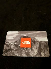 100 dollar north face giftcard Albuquerque, 87105