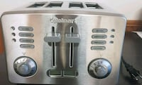 ***MUST GO TODAY*** CUISINART STAINLESS TOASTER  Toronto, M4C 5L2