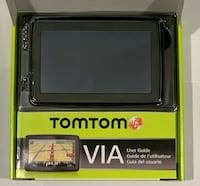 TomTom VIA 1505M 5 Inch Portable GPS Navigator Lifetime Maps Edition Ottawa