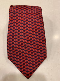 Genuine Fendi Silk Tie