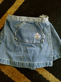 Vintage Denim Skirt/Shorts Des Moines, 50316