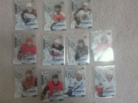 Ice Sub-Zero rookies and legends cards for rookies Mississauga, L5A 3R1