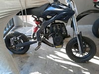 black and gray pit bike Fort Lauderdale, 33311