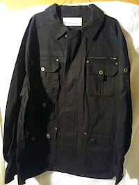 Jacket black( Boulder Creek Company) Washington, 20011