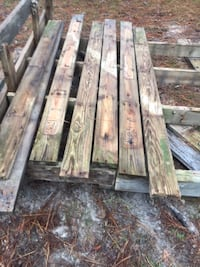 2X6X8 Pressure Treated Boards For Sale SAVANNAH