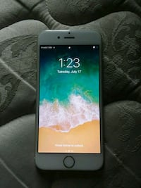 silver iPhone 6 with 16 gb Knoxville, 37938