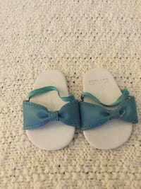 Blue Bow Sandals Milford, 03055
