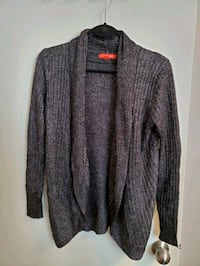Black with Metallic Threading Sweater in XS Guelph, N1E 4G1