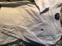 "Boy""s Polo Ralph Lauren small horse full sleeves white shirt  Mississauga, L5L 3E4"