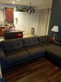 2 Piece Sectional. Price reduced!!!